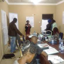 Transforming Malawian female Journalists lives
