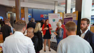 Double Whammy Networking at Metro Bank