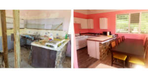 Home#1- Before & After Kitchen