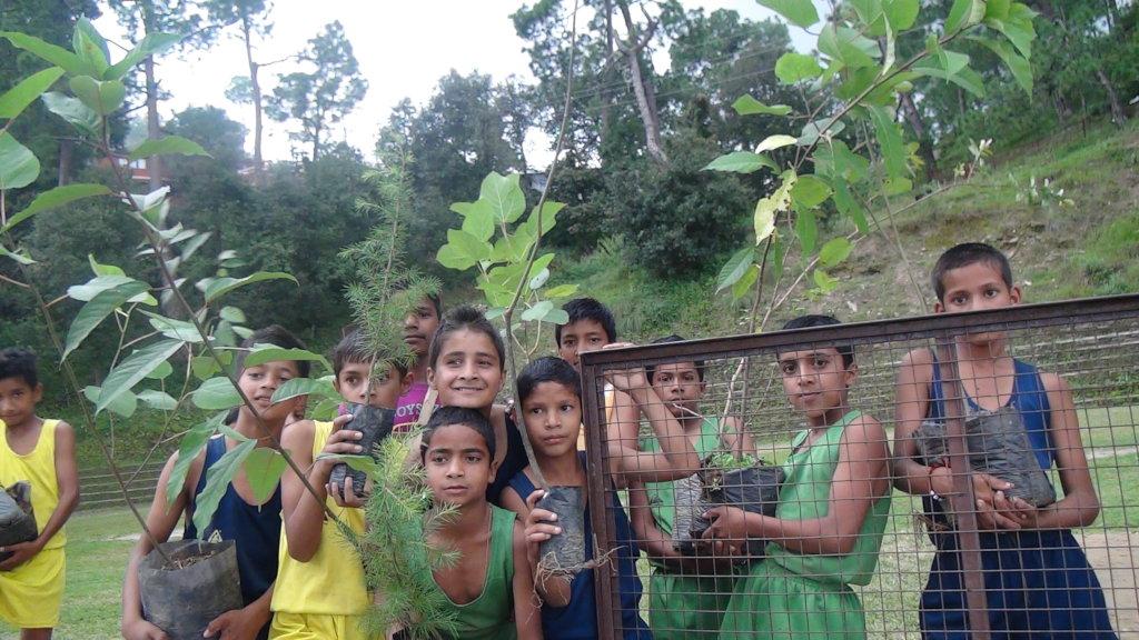 Aarohi Bal Sansar - School Farm Project