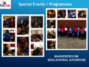 Edu Fun in Wakkerstroom - Rural Mpumalanga