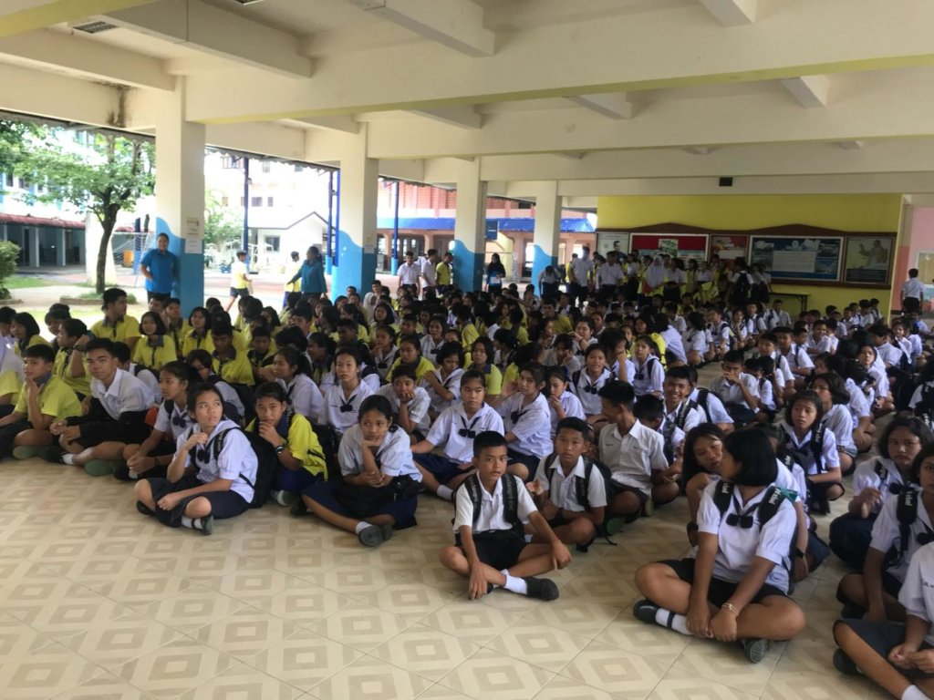 Give Disadvantaged Youth in Phuket a Future
