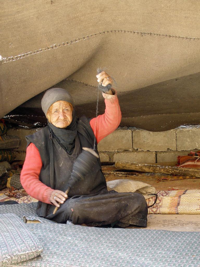 Helping 20 Bedouin women start a cultural co-op