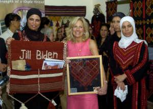 Bedouin Gift to Ms. Biden