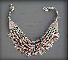 Bedouin handmade necklace