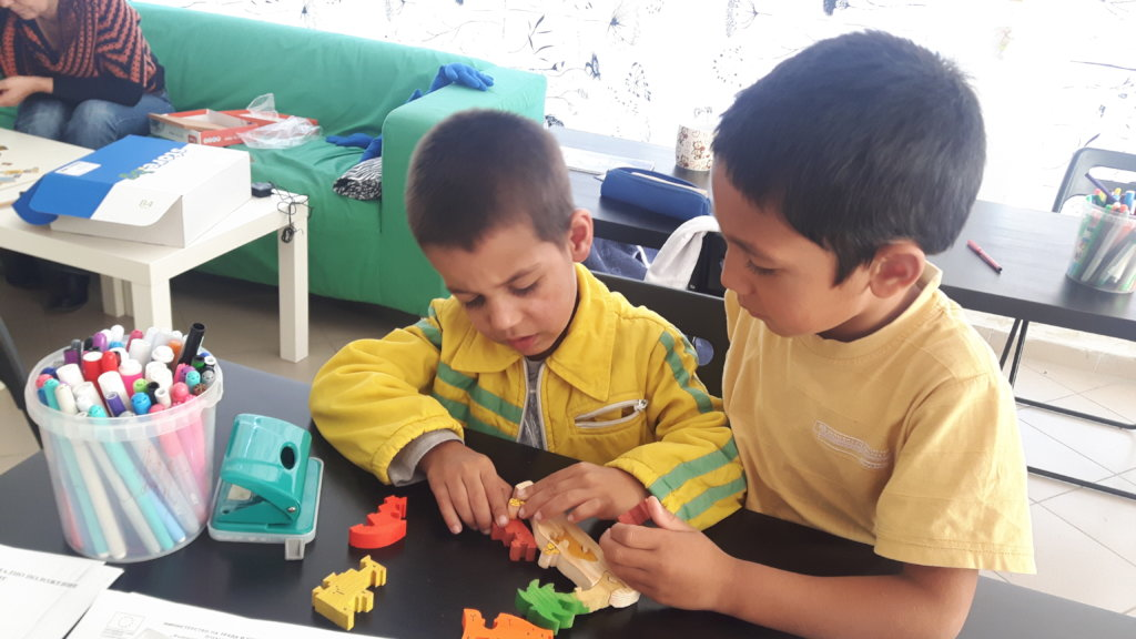 Pragmatic and Adaptive Skills for Children at Risk
