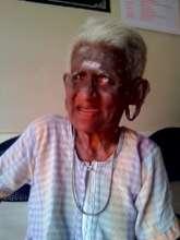 Mrs Chellammal after treatment