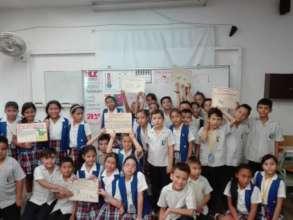 Julio's students