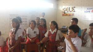 SOLE Colombia Classroom