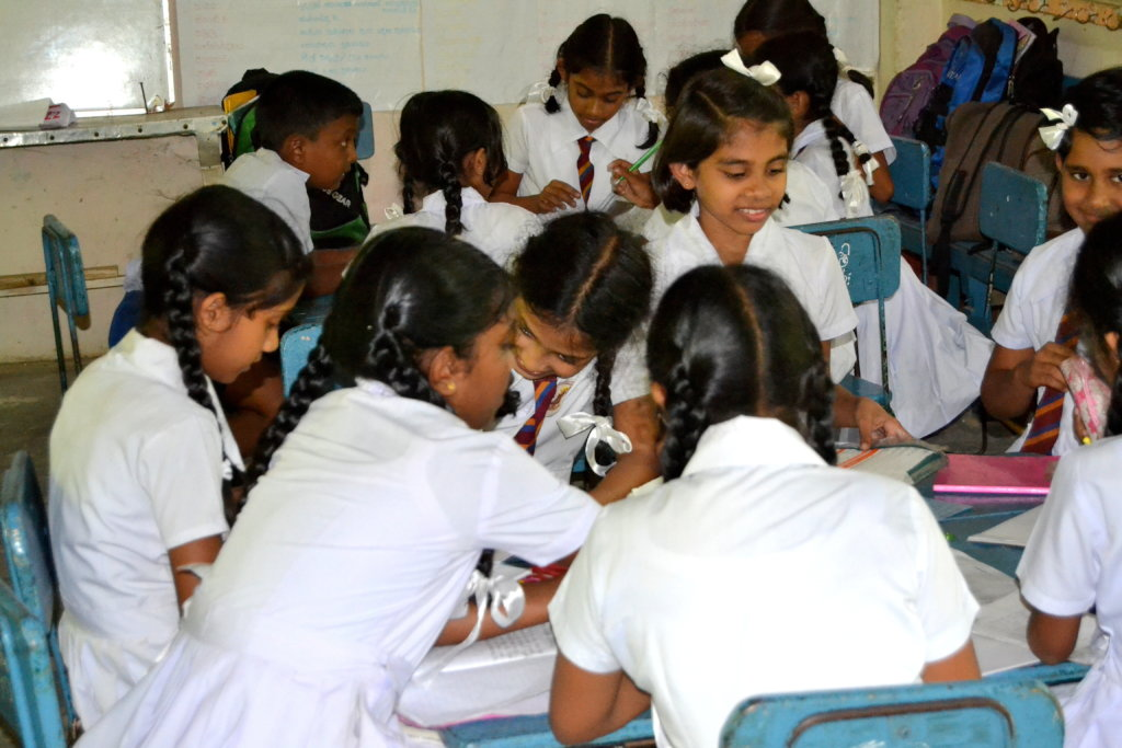 Empower 100 At-Risk Students against Child Abuse