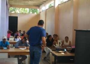 Continuing Education Session for Brigadistas