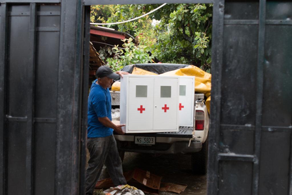 Health Care for 3,600 Nicaraguan Campesinos