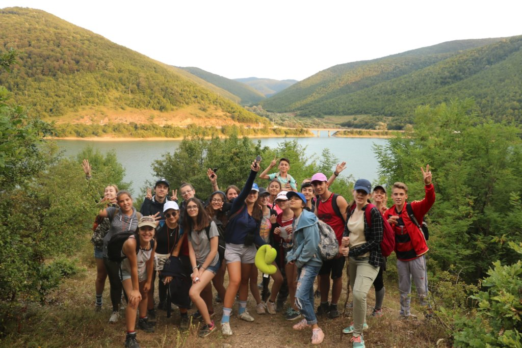 Summer Camps for Youth Empowerment in Kosovo