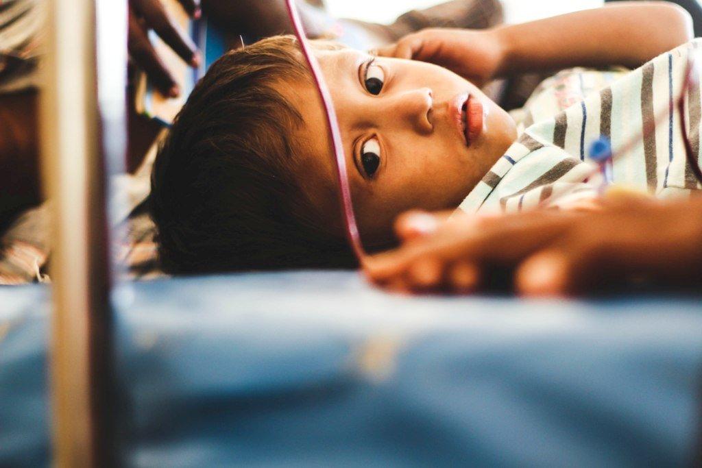 Thalassemia Management of 50 Children (Karnataka)