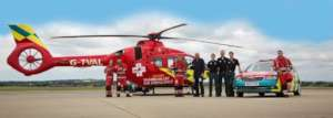A Life-saving Mission on the Air Ambulance