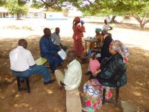 Survey on Girl Child Education at Kawo Community