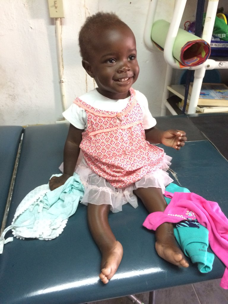 Provide Rehabilitation to 500 children in Haiti