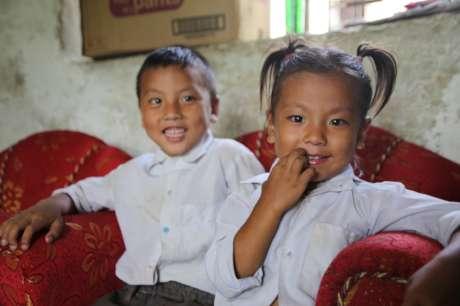 Education+care+mentorship for 100 Nepali children