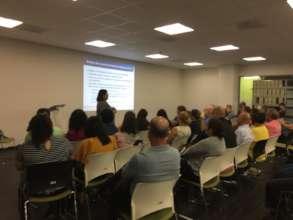 Workshop at Ponce