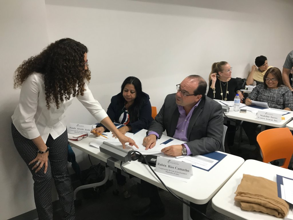 Empower 100 nonprofits in the reconstruction of PR