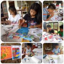 Summer Program - Art Class