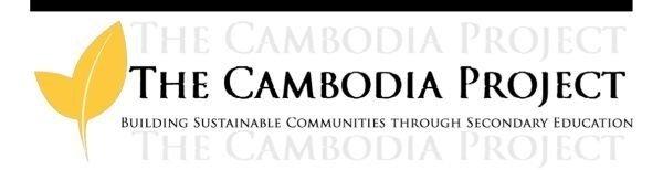 Building Secondary Schools in Rural Cambodia