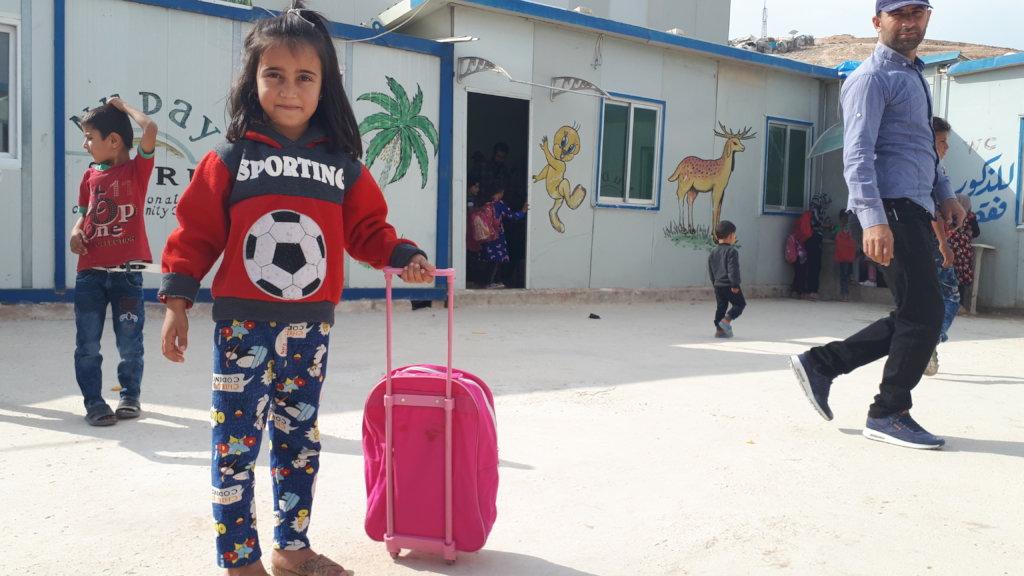 Empower 900 Syrian Girls to Dream Big