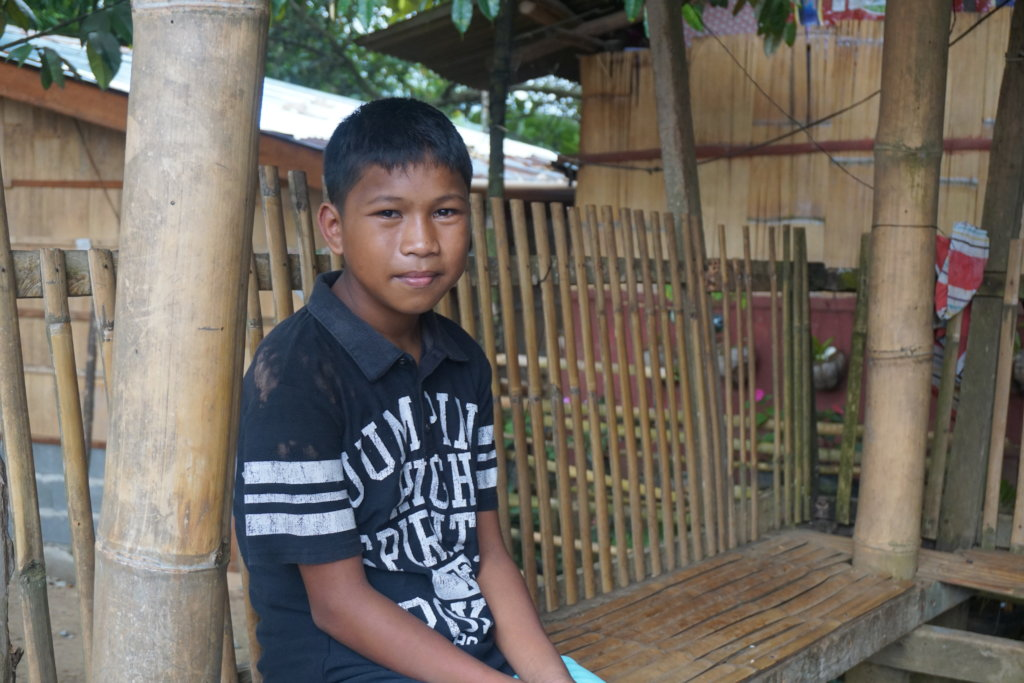 Literacy for 500 rural children in Mindanao