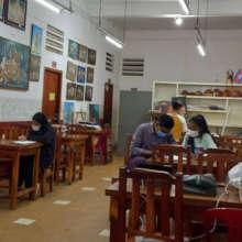 CAA Art Class Room