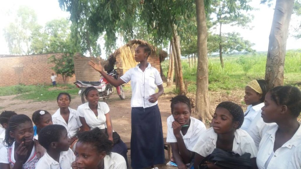 Stop the marriage of 500 children each year in DRC