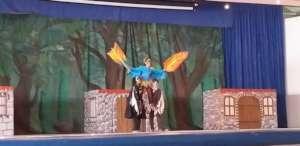 El Yeitotol, a fabel of three courageous birds