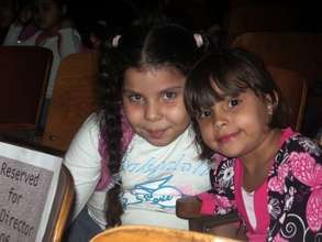 Provide theater to 2,500 in-need New York children