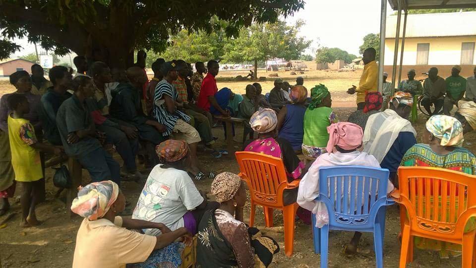 Promote Healthy Living in Ghana