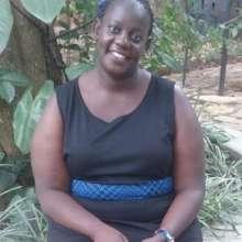 MindLeaps Uganda Country Director Martha Bua Peace