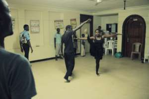 MindLeaps Dance Class at Refuge & Hope