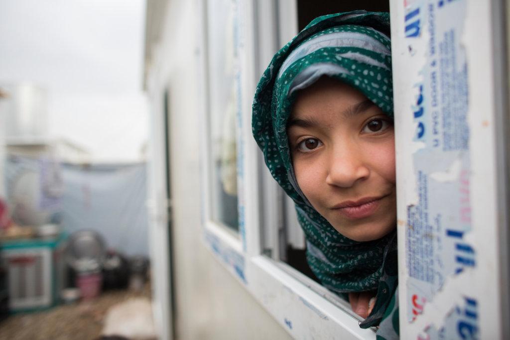 Reaching adolescent girls in humanitarian settings