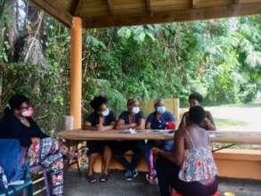 La Marana gathers leaders in Carolina, Puerto Rico