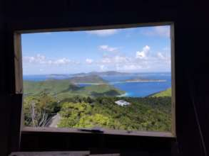 View from St. John Community Foundation home site