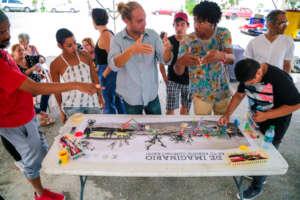 La Marana leads participatory design process in PR