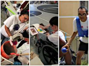 HELP ME SHINE: Transforming disability to ability