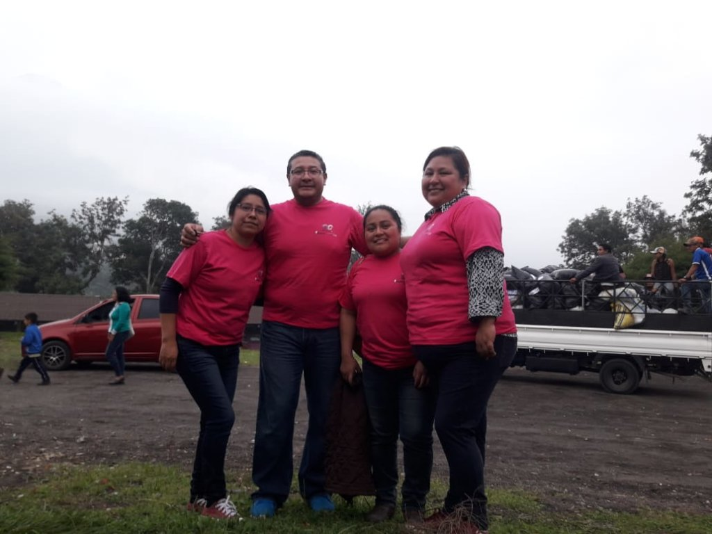 Urgent relief for victims of Guatemalan volcano