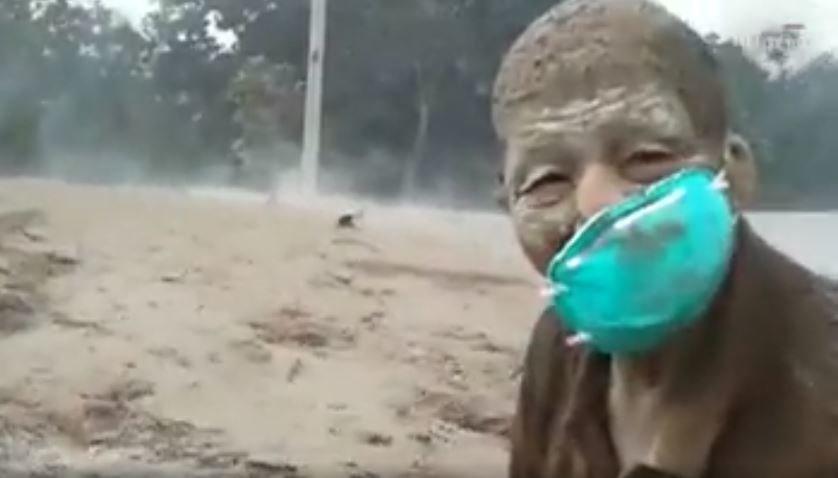 Guatemala Volcano Emergency