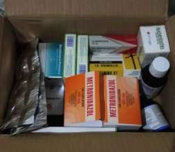 Gerardo's photo of medical supplies for Kayama