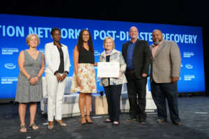 GlobalGiving & LTRG recognized by Clintons!