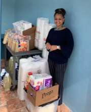 Supplies for our nonprofits to serve our homeless