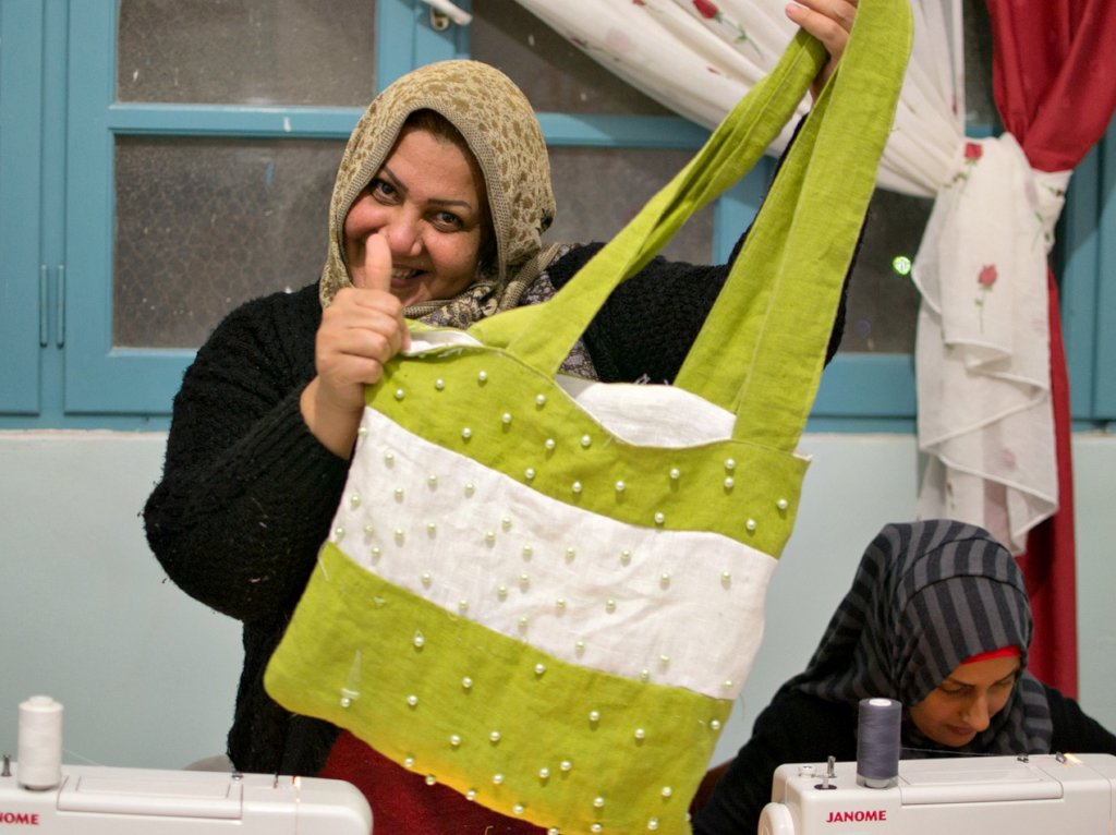 Empower 30 Refugee Women In Leros Through Sewing