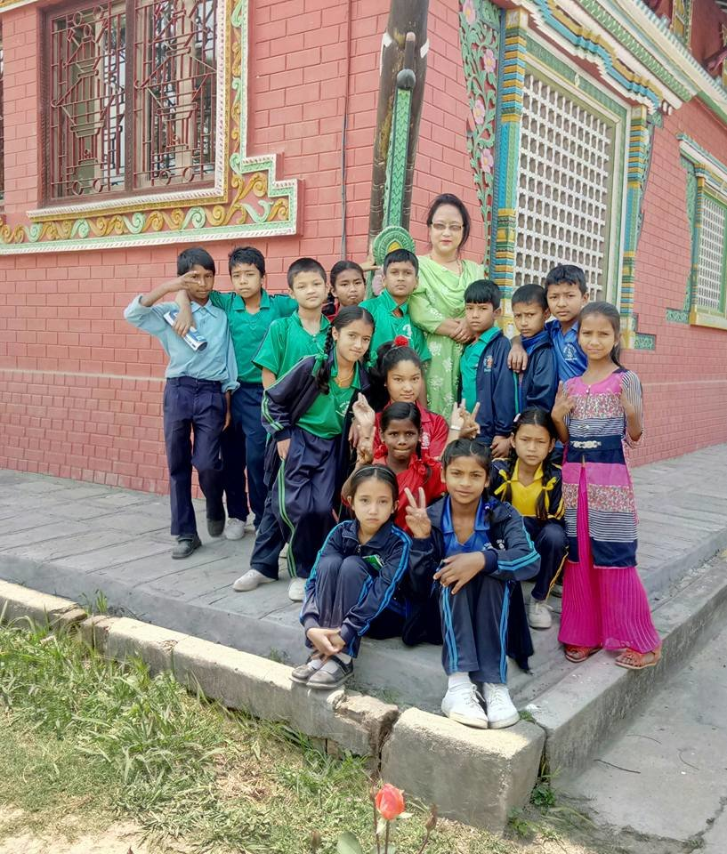 Day-meal to keep 200 deprived children at school
