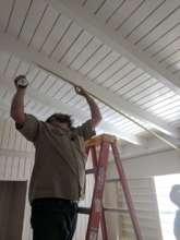 Our Construction Coordinator Dan!