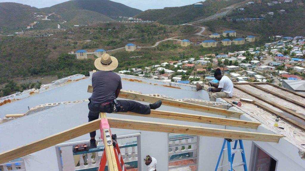 Rebuilding St. Thomas, USVI