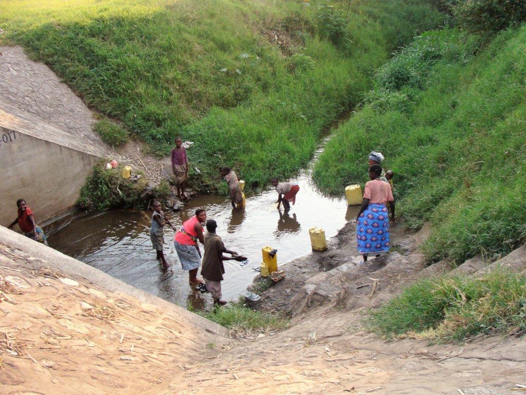 Build Rain water harvesting tanks for 20 schools